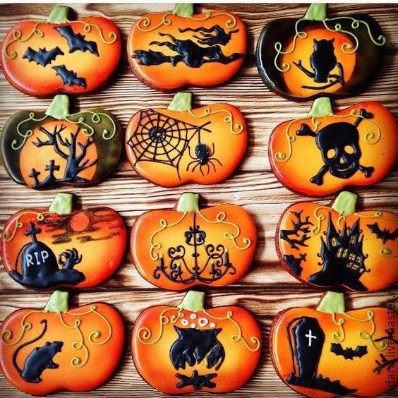 gateaux halloween,gateau enfant,idée dessert enfant,gateau 3d