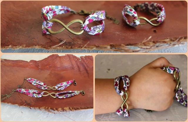 Exceptionnel Bracelets maman fille, bijoux maman,bracelet fete des meres  JR52