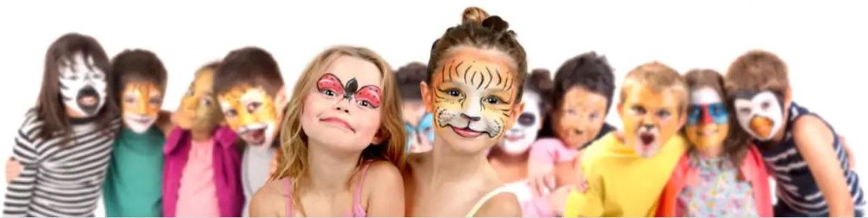 maquillage enfant cannes, grimage enfant, anniversaire enfant paca